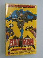 Vintage Batman Colorforms Adventure Set - 1989 - NEW - Factory sealed