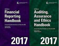 Financial Reporting Handbook 2017 Australia+Auditing, Assurance and Ethics Handb