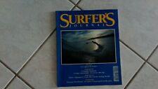 octobre 1994 NUMERO 2- SURFER'S JOURNAL-magazine surf french-free port gratuit!
