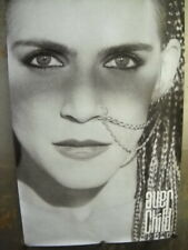 Jane Child Large Rare 1989 Promo Poster Debut with chain through her nose Mint