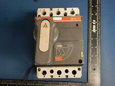 ABB SACE-S3 Industrial Circuit Breaker 3Pole 3Amp 400VAC SACES3