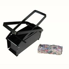 Paper Log Briquette Maker Old Newspaper Press Recycle Make your Own Logs