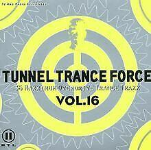 Tunnel Trance Force Vol.16 von Various | CD | Zustand gut