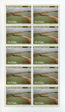 Togo 2017 MNH Aneho Town 10v M/S Bridges Architecture Tourism Landscapes Stamps
