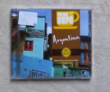 "CD AUDIO MUSIQUE / NU CAFE ""ARGENTINA"" CD COMPILATION 2010 NEUF"