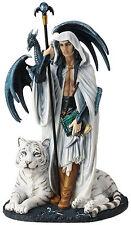 "11.5"" Arcana The Magi By Ruth Thompson Statue Sculpture Figure Dragon Figurine"