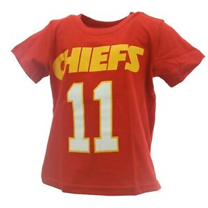 Kansas City Chief Alex Smith Official NFL Infant Toddler Size T-Shirt New Tags