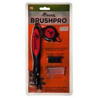 New Red Frogger Golf Brushpro groove cleaner golf brush