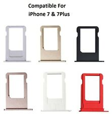 NEW Sim Card Holder Tray Nano Waterproof Gasket Ring for iPhone 7 7 Plus  8 X