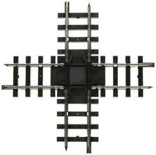Bachmann 94358 G Scale 90 Degree Crossing Steel Alloy Track