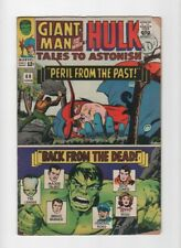 Giant-Man Tales To Astonish Giant-Man and The Incredible Hulk June 68