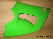 Seiten Verkleidung Cowling links grün Kawasaki Ninja ZX-6R 05-06 55028-0028-777