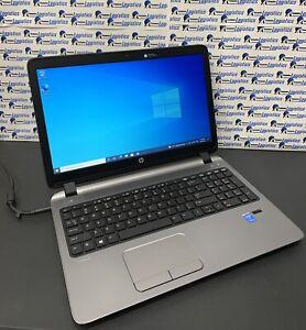 HP PROBOOK 450 G2 Core i5 4210U @ 1.70GHz 8GB RAM 128GB SSD WIN 10 WIFI