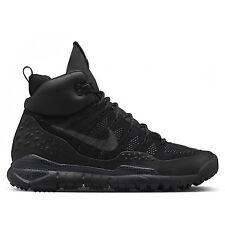 Nike lupinek Flyknit ACG NikeLab Scarpe Da Ginnastica Stivali-UK 6 (EUR 40) Oreo-RARE