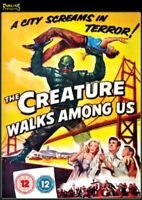 Nuovo The Creature Walks Among US DVD