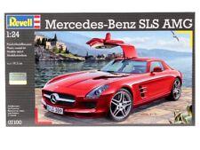 Mercedes Benz Sls Amg 1:24 Plastic Model Kit REVELL