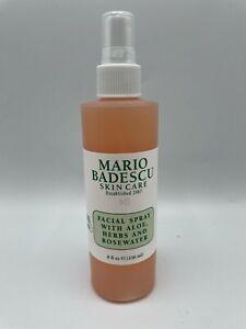 Mario Badescu Facial Spray with Aloe, Herbs and Rosewater, 8 oz