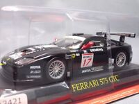 Ferrari Collection 575 GTC 1/43 Scale Box Mini Car Display Diecast vol 75