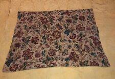 Pair LAUREN RALPH LAUREN Pillow Standard Shams Beige Floral 60873