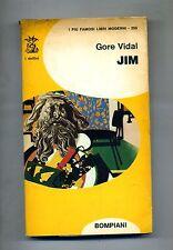 Gore Vidal # JIM # Bompiani 1972