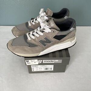 New Balance M998BLA Size 9 Sneakers