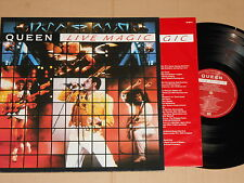 QUEEN -Live Magic- LP