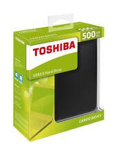 Toshiba 500 Go Basics USB 3.0 Disque dur externe externe portable FR