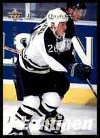 1995-96 Upper Deck Be A Player Jere Lehtinen #175