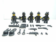 (no.5-24) custom swat police navy seal  lego gun army weapons LEGO minifigures