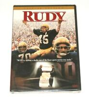 Rudy Special Edition Widescreen Version DVD Sean Astin, Ned Beatty NEW