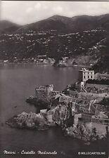 # MAIORI: CASTELLO MEDIOEVALE  - 1955