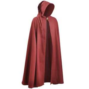 Gora Canvas Cloak - Medieval Hooded Cape