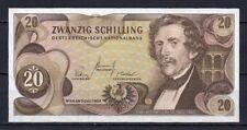 AUSTRIA , 20 SCHILLING 1967
