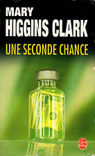 Une seconde chance // Mary HIGGINS CLARK // Thriller // Angoisse