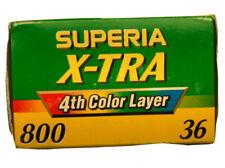 FujiColor Superia X-Tra 800 Speed 36 4th color layer