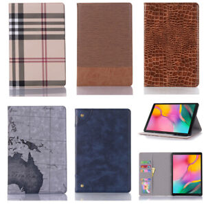 Leather Shockproof Protective Case For ipad Pro 12.9 2nd 3rd 4th Gen Retro 2020
