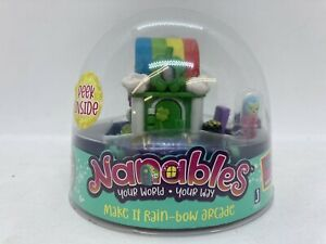 Nanables Your World Your Way Make It Rain-bow Arcade