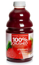 Dr. Smoothie 100% Crushed Strawberry Smoothie Concentrate(46 oz bottle)