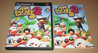 Ape Escape 2 (Case & Manual Only) Playstation 2 Fast Shipping