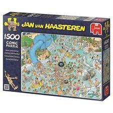 Whacky Water World Jan van Haasteren 1500 Piece Cartoon Jigsaw Puzzle Jumbo JVH