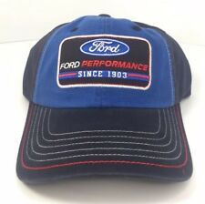 Ford Performance Since 1903 Hat / Cap - Black W/ Blue (Licensed)