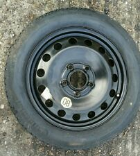 BMW E87 1 SERIES 2006-2010 SPACE SAVER SPARE WHEEL & TYRE  FREE DELIVERY