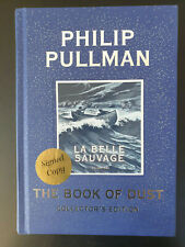 Philip Pullman: The Book of Dust Vol I - Signed Collectors Ed. - LIKE NEW! RARE!