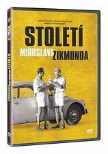 Stoleti Miroslava Zikmunda DVD 2014 Biographical film Czech traveller ENG RU sub