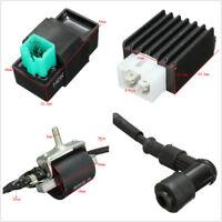 Dirt Pit Bike ATV Ignition Coil CDI Unit Rectifier Regulator 110cc 125cc 140cc