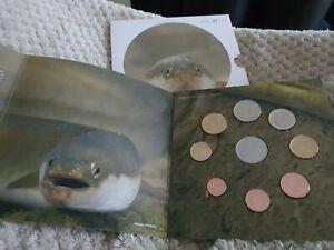 Set BU FINLANDE 2018 - Rahasarja - Série 1 cent à 1 euro + 2 x 2€ commémoratives