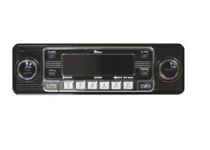 Cuatom Autosound USA4 DIN Radio