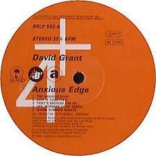 David Grant - Anxious Edge - 4th & Broadway - 1990 #287555