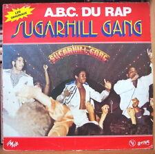 SUGARHILL GANG A.B.C. DU RAP FRENCH LP DISQUES MODE 1979