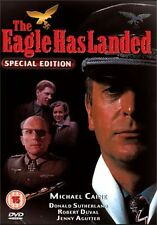 THE EAGLE HAS LANDED SPECIAL EDITION - DVD - REGION 2 UK